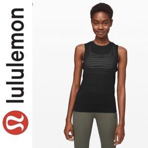Lululemon Breeze By Muscle Tank (Size 6)